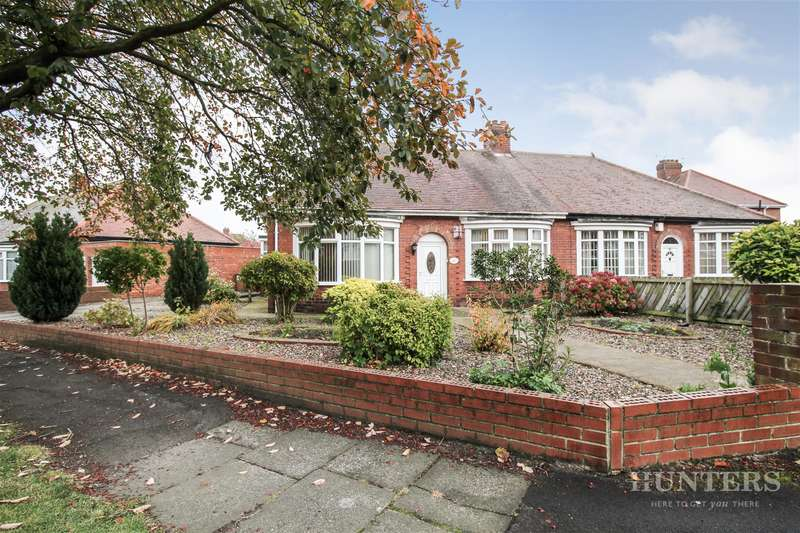 3 Bedrooms Semi Detached House for sale in Newhaven Avenue, Fulwell, Sunderland, SR5 1JW