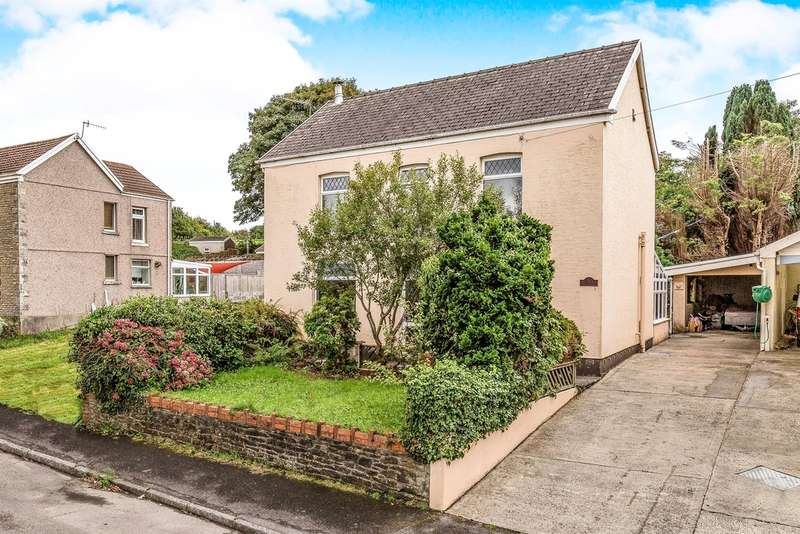 3 Bedrooms Detached House for sale in Cefn Road, Glais, Swansea
