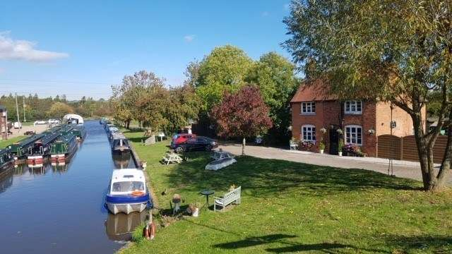 4 Bedrooms Detached House for sale in The Old Wharf, Tardebigge, Bromsgrove, B60