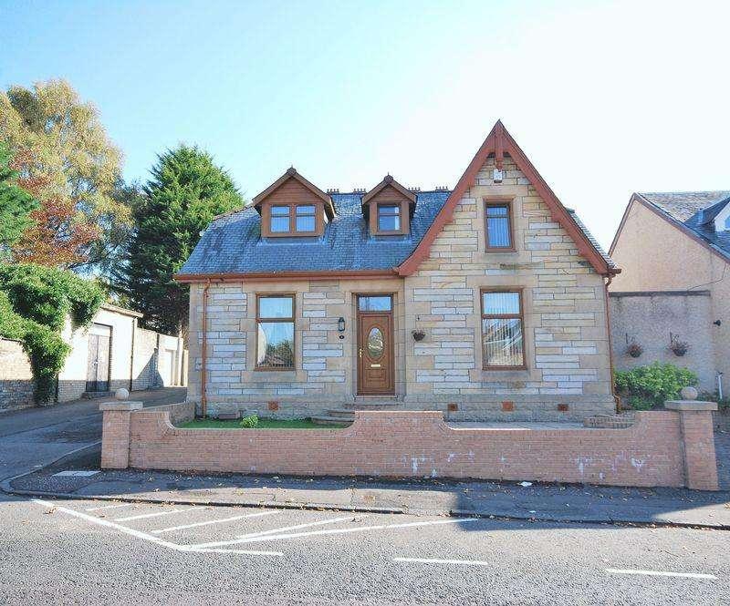 4 Bedrooms Detached Villa House for sale in 4 Nursery Avenue, Kilmarnock, KA1 3DT