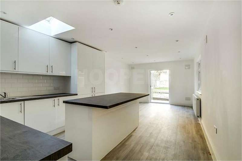 3 Bedrooms Flat for sale in Connaught Road, London, NW10