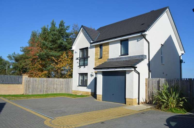 4 Bedrooms Detached House for sale in Candytoft Wynd, Hamilton, South Lanarkshire, ML3 7ZF