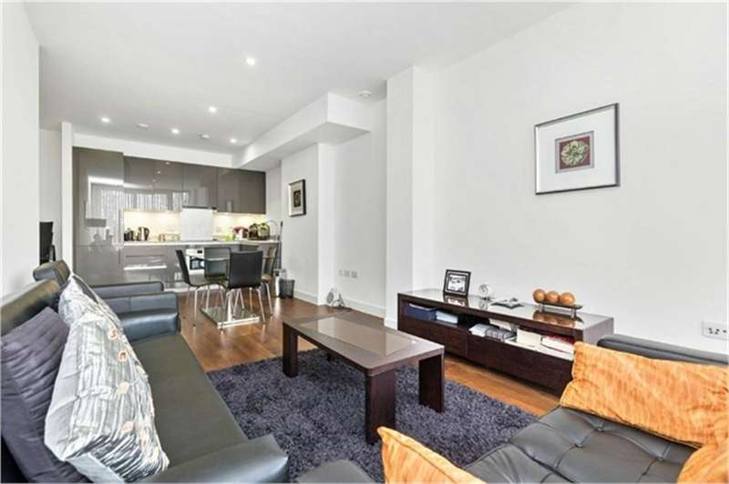 1 Bedroom Flat for sale in Conningham Court, Dowding Drive, London