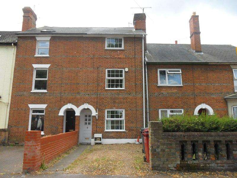4 Bedrooms Terraced House for sale in Addington Road, Reading