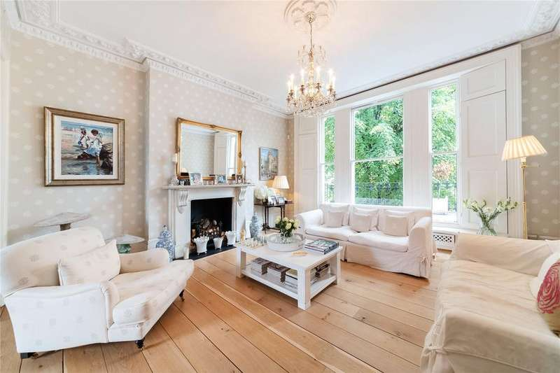5 Bedrooms Terraced House for sale in Drayton Gardens, London, SW10