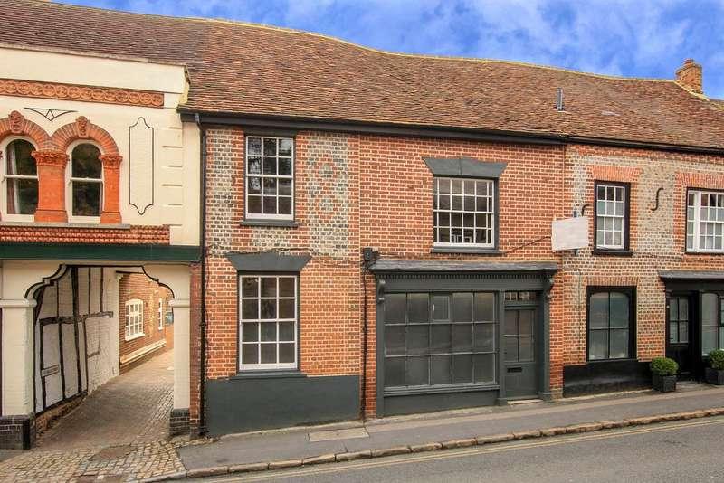 4 Bedrooms Terraced House for sale in Church Street, Chesham, Buckinghamshire HP5