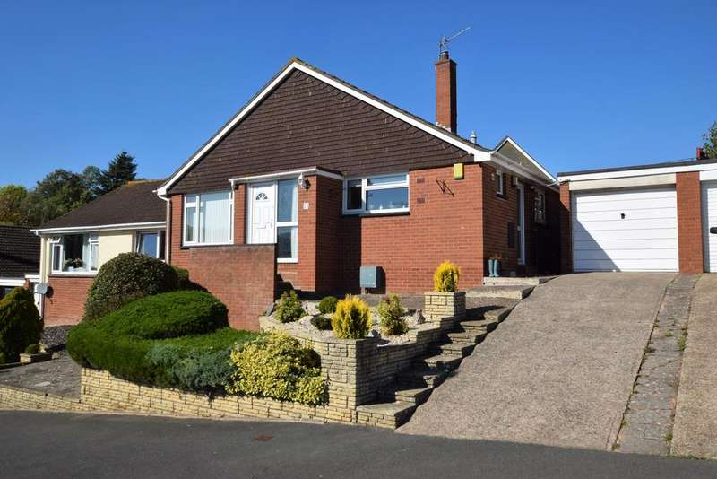 3 Bedrooms Bungalow for sale in Gloucester Road, Exwick, EX4