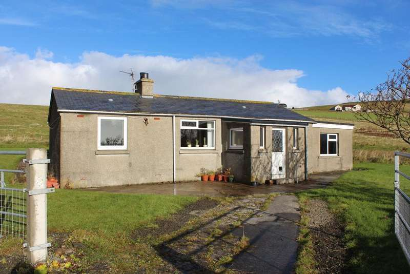 3 Bedrooms Detached House for sale in Quoylea, Houton, Orphir, Orkney KW17