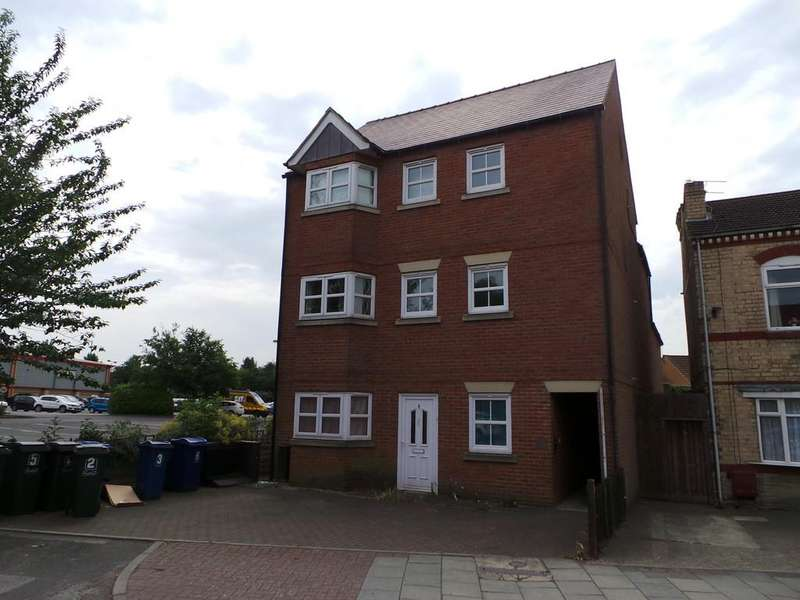 3 Bedrooms Town House for sale in Lea Place, Gainsborough