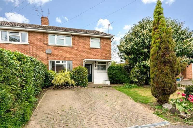 2 Bedrooms Apartment Flat for sale in Old Dean, Bovingdon, HP3