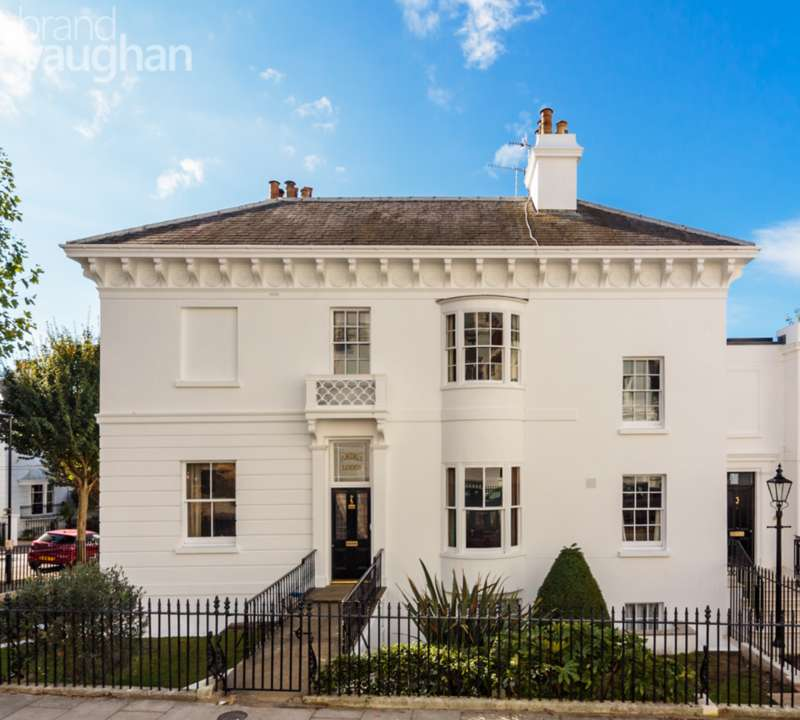 5 Bedrooms Villa House for sale in Montpelier Villas, Brighton, BN1