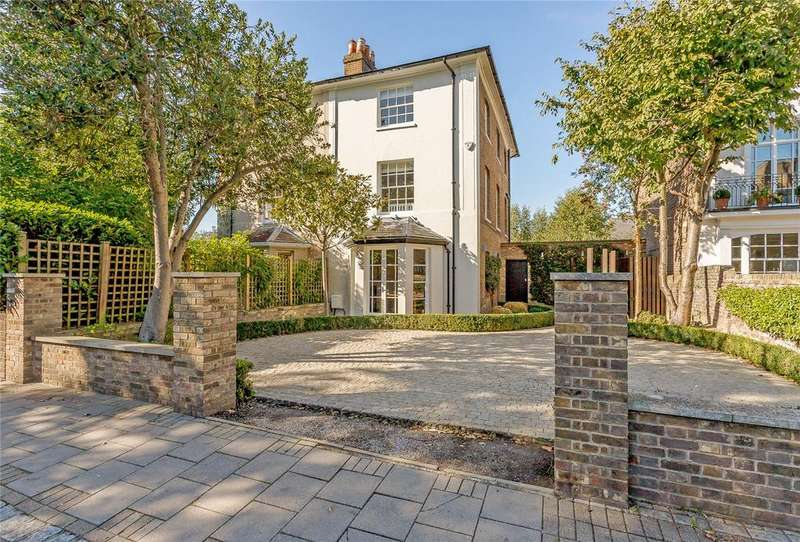 4 Bedrooms Semi Detached House for sale in Kings Road, Windsor, Berkshire