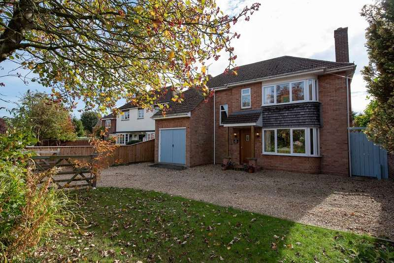 4 Bedrooms Detached House for sale in Cley Hall Drive, Spalding, PE11