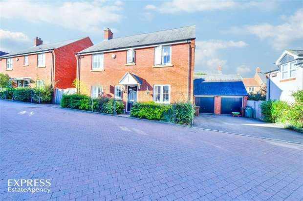 4 Bedrooms Detached House for sale in Horsemead Piece, Winslow, Buckingham