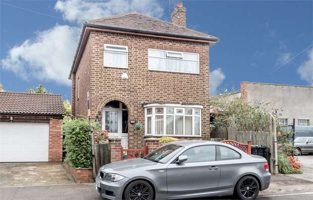3 Bedrooms Detached House for sale in Lawson Street, Kettering, Northamptonshire