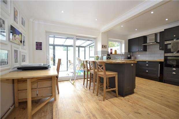 3 Bedrooms Terraced House for sale in Barrowmead Drive, Bristol, BS11 0JG