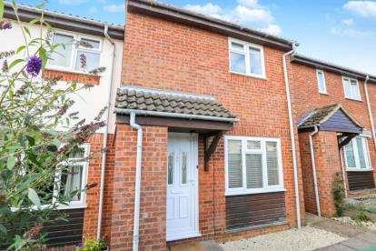 2 Bedrooms Semi Detached House for sale in Long Close, Station Road, Lower Stondon, Henlow
