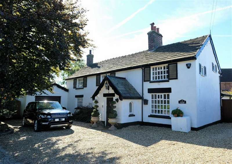 4 Bedrooms Farm House Character Property for sale in Bryning Lane, Wrea Green