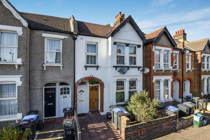 2 Bedrooms Maisonette Flat for sale in Balfour Road, South Norwood