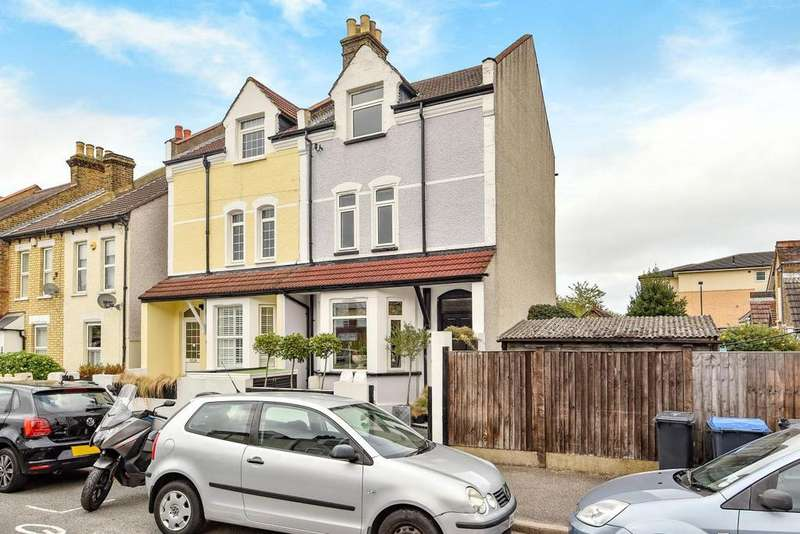 3 Bedrooms Semi Detached House for sale in Cresswell Road, South Norwood