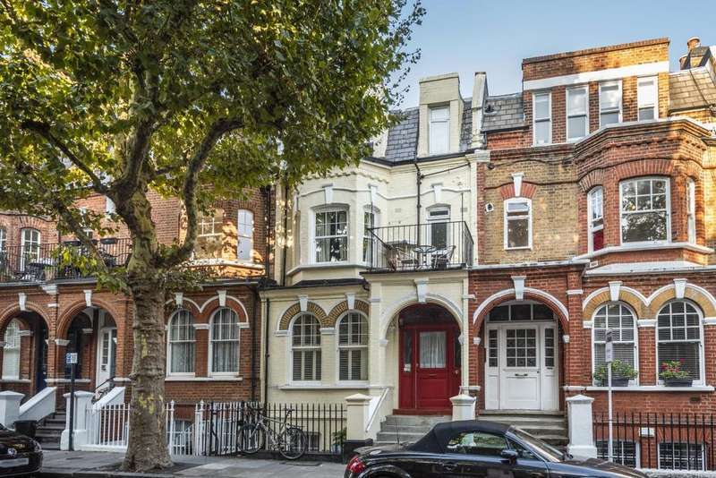 7 Bedrooms Terraced House for sale in Crookham Road, Fulham