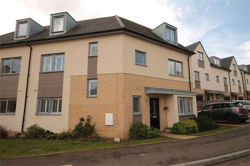 5 Bedrooms Semi Detached House for sale in Brimstone Drive, Great Ashby, Hertfordshire
