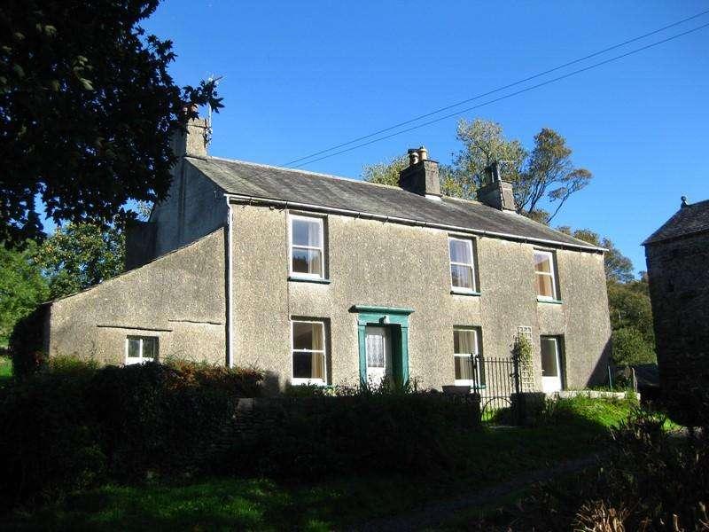 5 Bedrooms Detached House for sale in Scalthwaiterigg, Kendal LA9