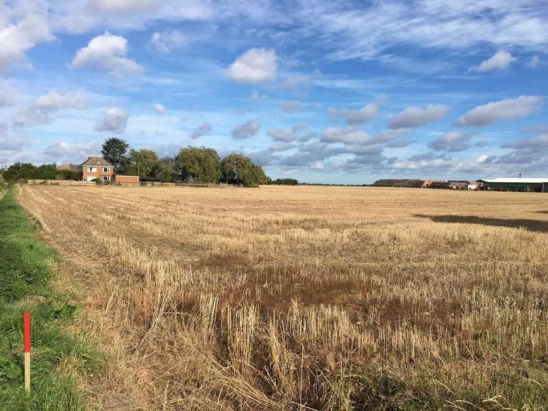 Land Commercial for sale in 3 Building Plots - Moulton Seas End
