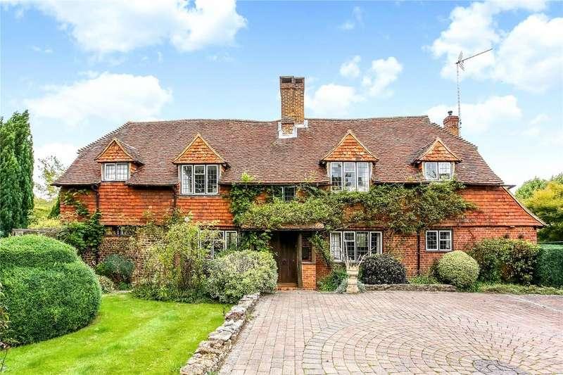 4 Bedrooms Unique Property for sale in Thursley Road, Elstead, Godalming, Surrey, GU8