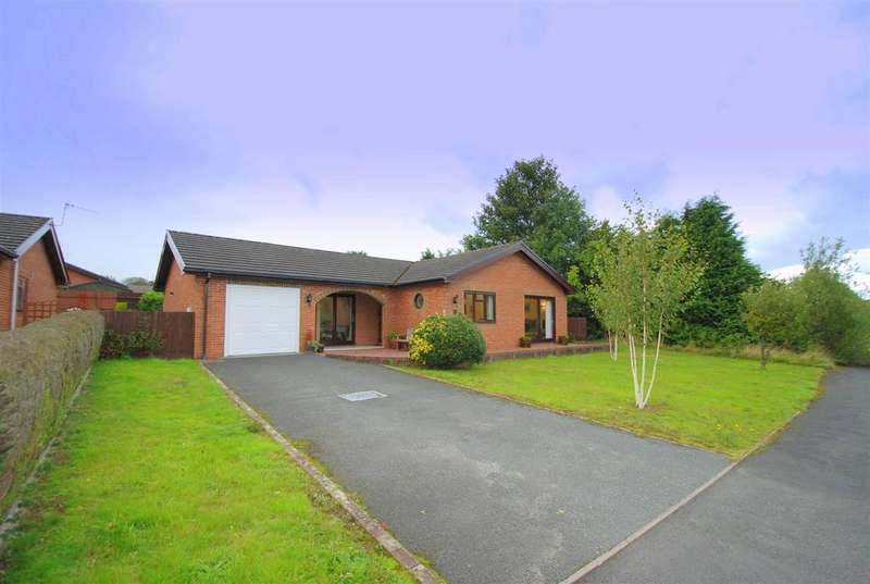 2 Bedrooms Detached Bungalow for sale in Bryngwy, Rhayader