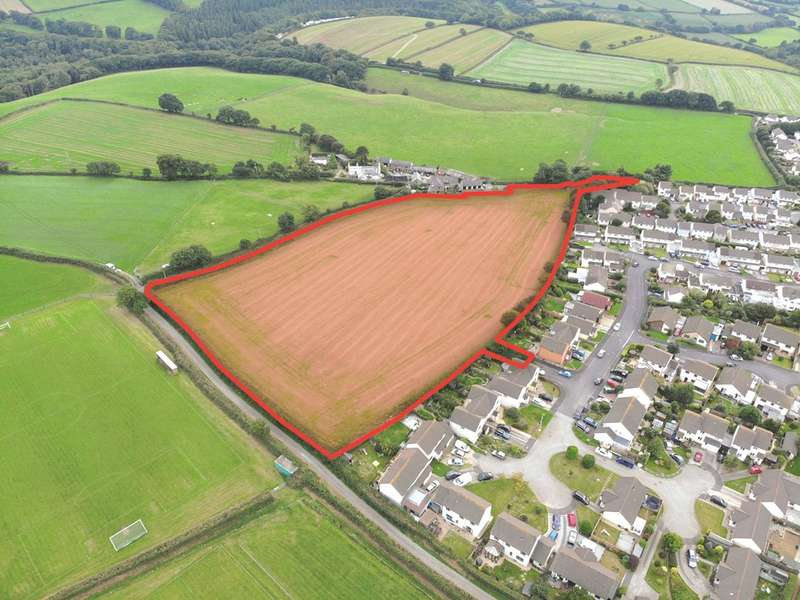 Land Commercial for sale in Great Torrington, Devon, EX38