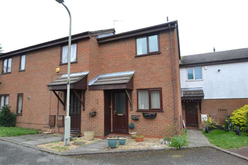 2 Bedrooms Town House for sale in Holbein Close, Loughborough