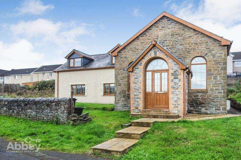4 Bedrooms Detached House for sale in Yr Hen Capel, Cimla Common, Cimla, Neath, SA11 3SY