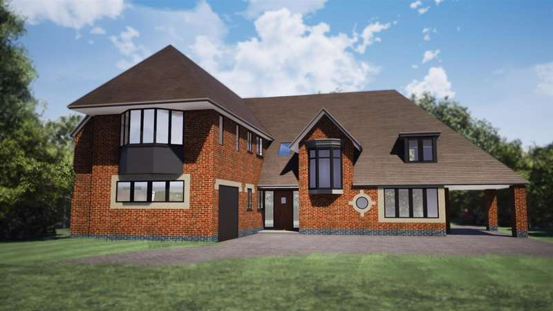 4 Bedrooms Detached House for sale in Wharncliffe Road, Ilkeston