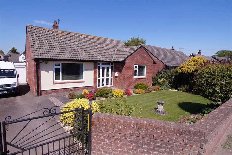2 Bedrooms Detached Bungalow for sale in CA5 6HL Thurstonfield, Carlisle, Cumbria