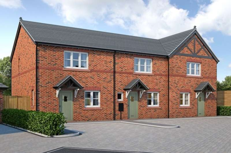 3 Bedrooms Terraced House for sale in Frog Lane Gatesheath, Tattenhall, Chester, CH3