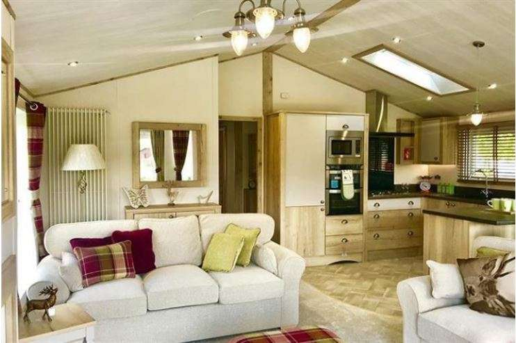 2 Bedrooms Caravan Mobile Home for sale in Tattershall Lakes Country Park, Lincolnshire