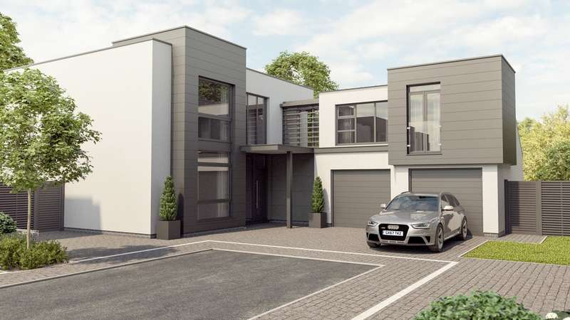 5 Bedrooms Detached House for sale in Mannamead, Plymouth