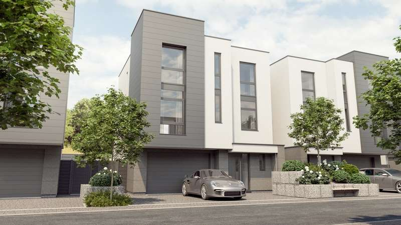 4 Bedrooms Detached House for sale in Mannamead, Plymouth