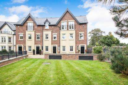 3 Bedrooms End Of Terrace House for sale in Edge View Crescent, Merrymans Lane, Alderley Edge, Cheshire
