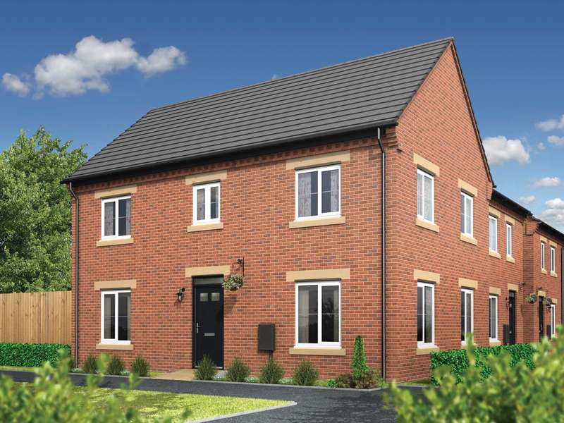 4 Bedrooms Semi Detached House for sale in Plank Lane, Leigh