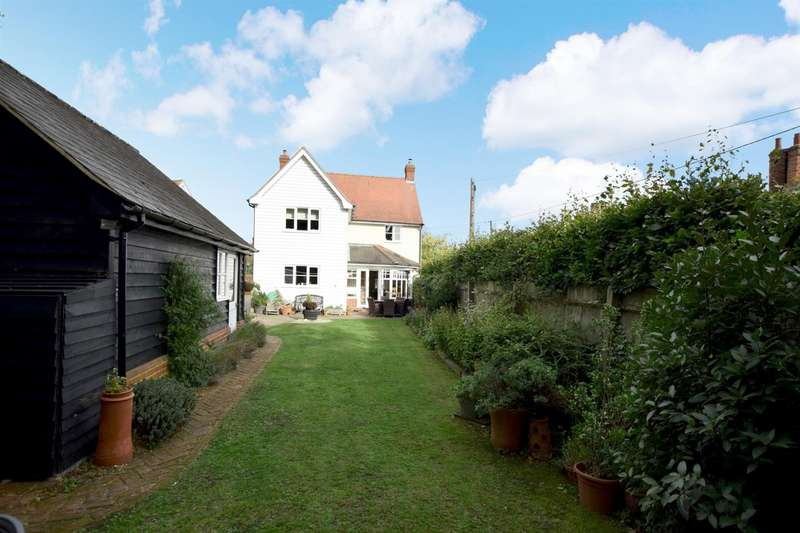 4 Bedrooms Detached House for sale in Church Road, Gosfield