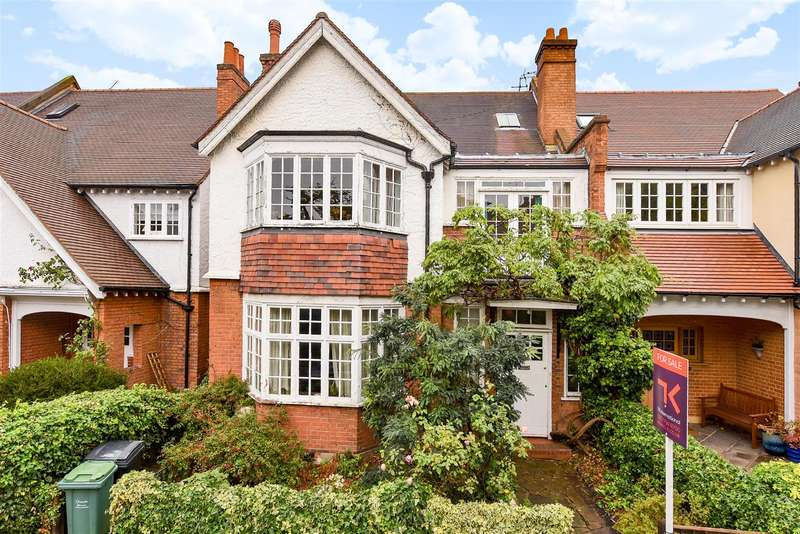6 Bedrooms House for sale in Briardale Gardens, Hampstead, NW3