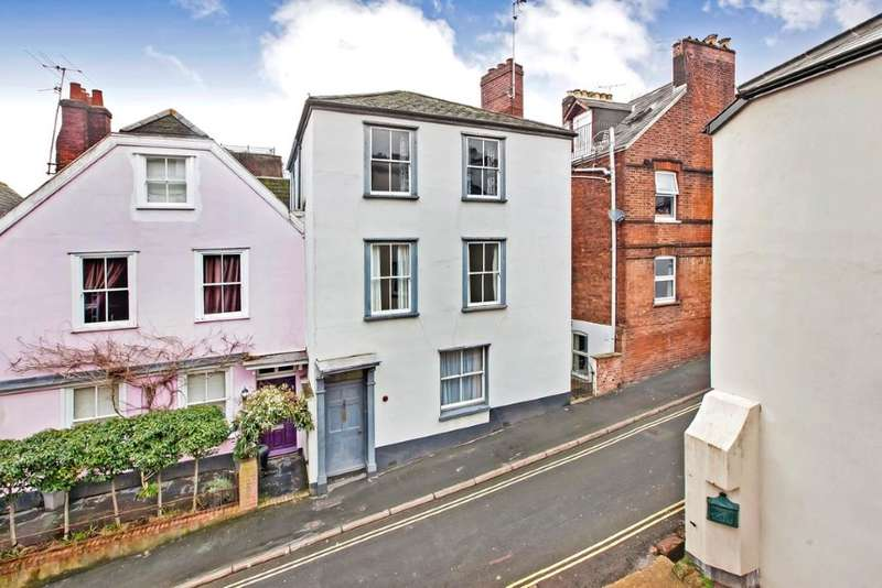 6 Bedrooms Terraced House for sale in 8 Northernhay Street, Exeter, Devon