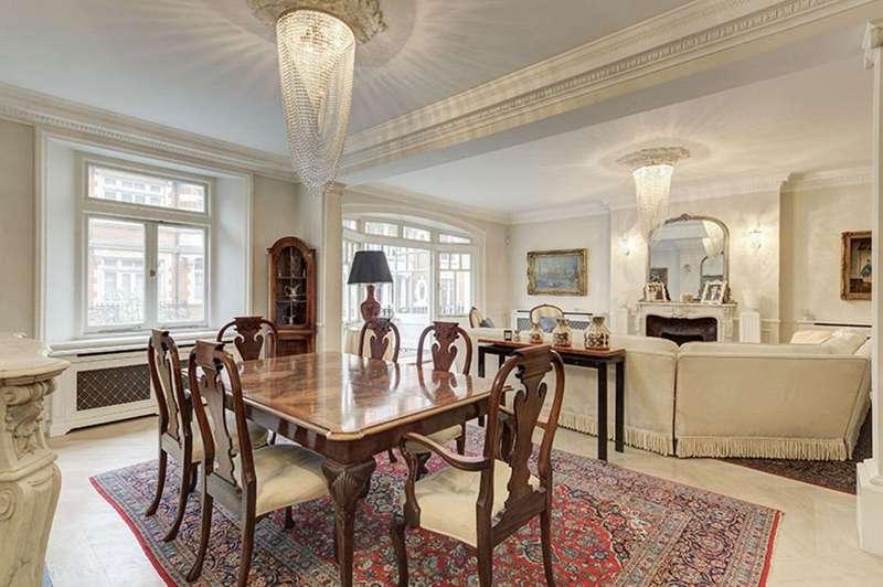 4 Bedrooms Flat for sale in Basil Street, Knightsbridge, London, SW3