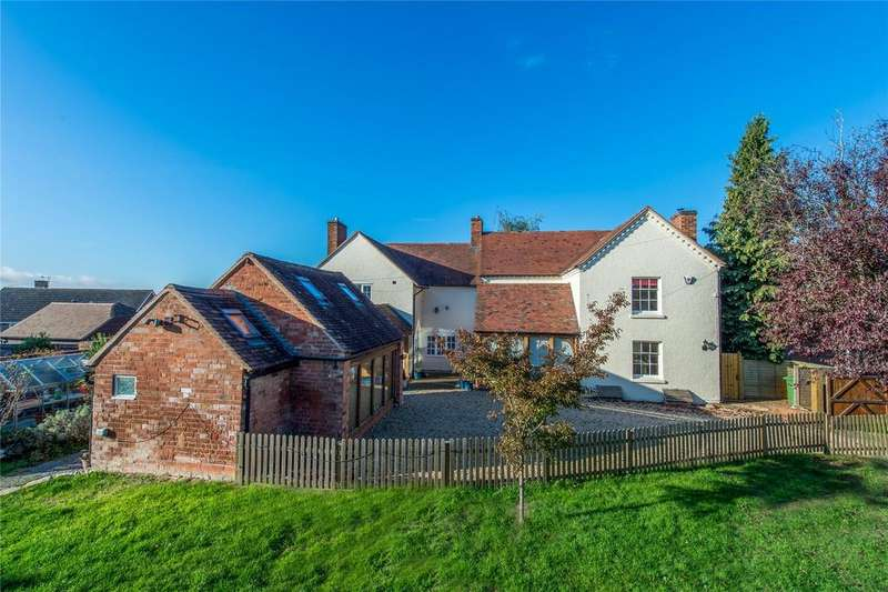 4 Bedrooms Detached House for sale in Hatfield, Norton, Worcester, Worcestershire, WR5