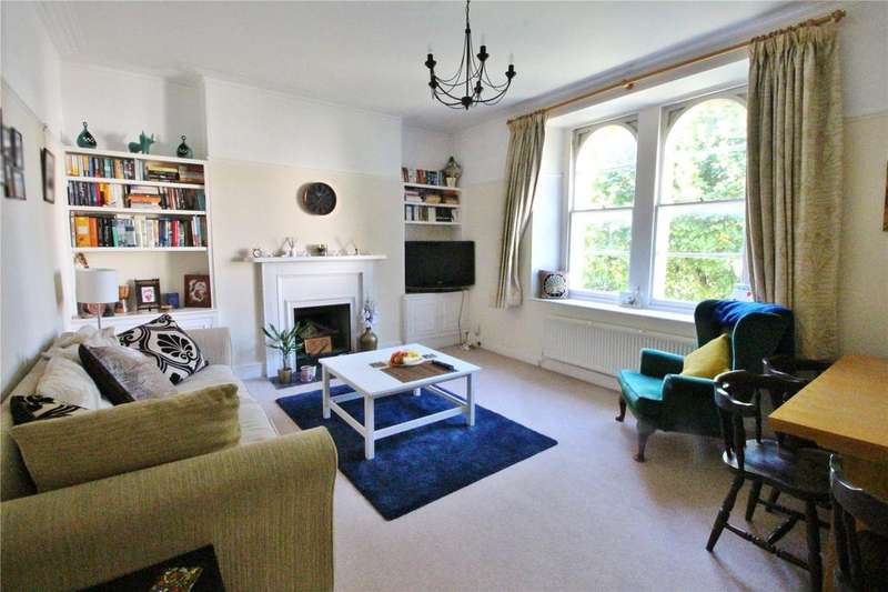 2 Bedrooms Apartment Flat for sale in Chertsey Road, Clifton, Bristol, BS6