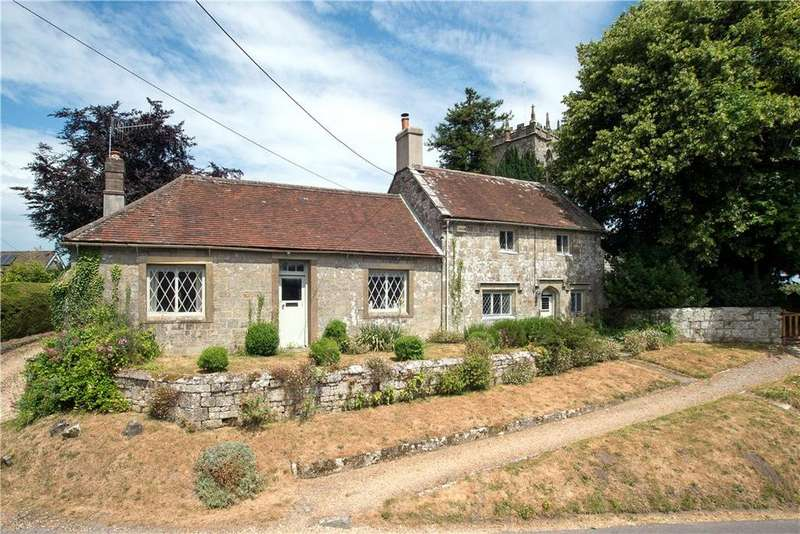 4 Bedrooms Detached House for sale in Donhead St. Mary, Shaftesbury, Wiltshire, SP7