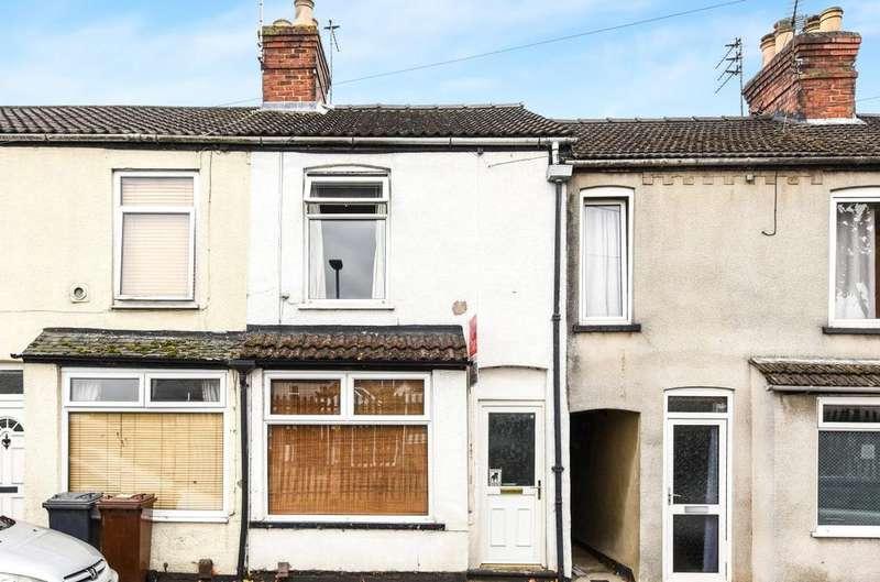 2 Bedrooms Terraced House for sale in Francis Street, Bracebridge, LN5