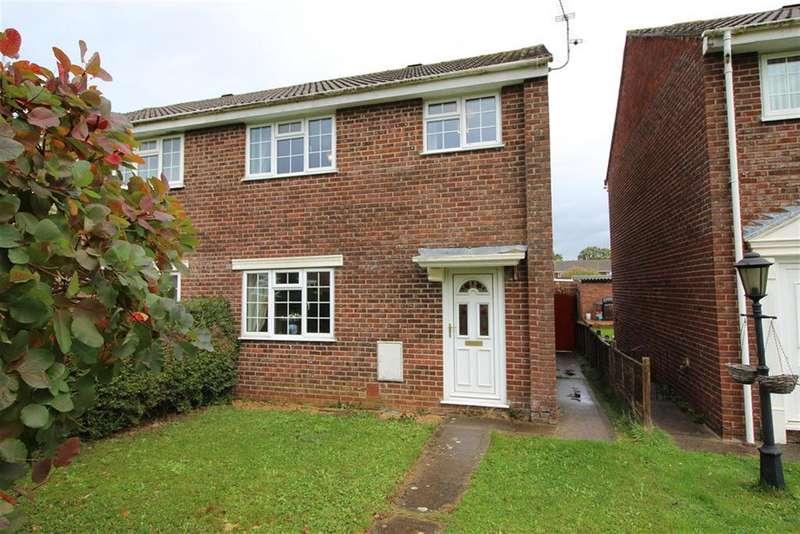 3 Bedrooms Semi Detached House for sale in Brockworth, Yate, Bristol, BS37 8SN